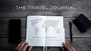 The WANDRD Travel Journal