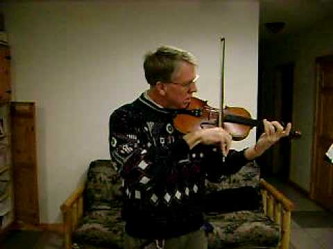 Sinfonias de Esperanza, Pt 1 Noche de Paz Violin 1.AVI