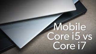 Core i5 vs Core i7: Is it worth it in a laptop?
