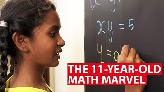 The 11-Year-Old Math Marvel | On The Red Dot | CNA Insider