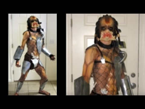 "TMG - Predator Costume Homemade ""Tutorial"""