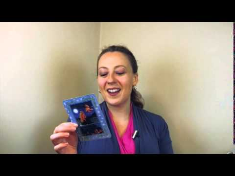Scorpio May 2014 Angel Oracle Card Scope