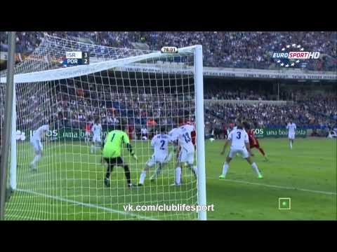Израиль 3-3 Португалия. Обзор Матча