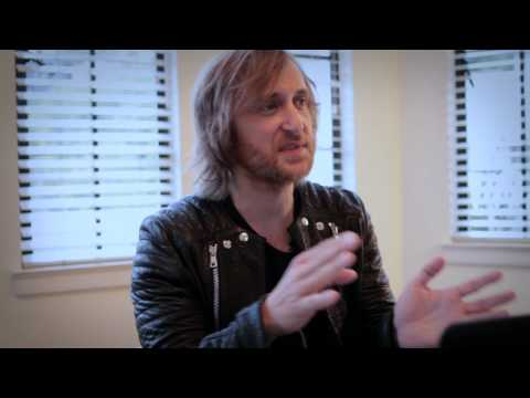David Guetta Interview at Chateau Marmont