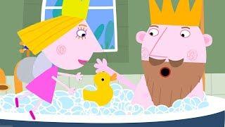 Ben e Holly em Português 🎈A Roupa Nova do Rei Thistle 🎈Desenhos Animados