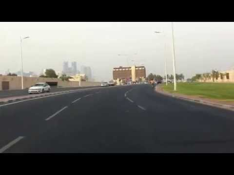 Driving in Doha