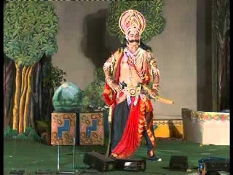 Ramlila 2011 Shree Ram Adarsh Kala Manch Delhi (sita Haran.) video