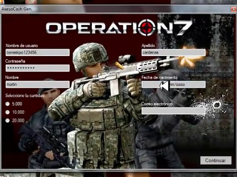 descargar AxesoCash  gratis para el operation 7