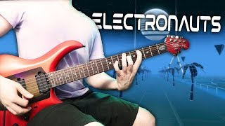 Playing Guitar and DJing in Virtual Reality? - Electronauts
