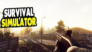 You MUST Play This Game! | Survival & Escape Simulator | Escape From Tarkov Gameplay