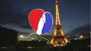 French (France) Romantic Music-Mix