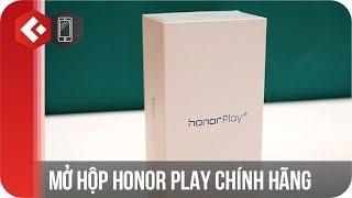 Mở hộp Honnor Play phiên bản thương mại có GPU Turbo