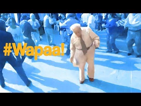 Wapaa! - Abuelo arrasa en la pista de baile