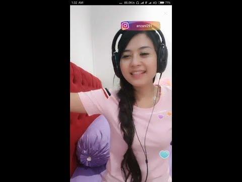 Anzani Fly - Jagung Rebus (Maya Jasika) Bigo Live Indonesia