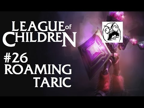 League Of Children #26 ROAMING TARIC
