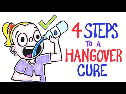 EMSK : The Scientific Hangover Cure