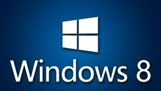 Install Windows 8 from USB