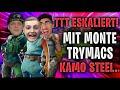 😂😱 TTT ESKALIERT! Mit Monte, Trymacs, Kamo, Steel und anderen Legenden | Fortnite Battle Royale
