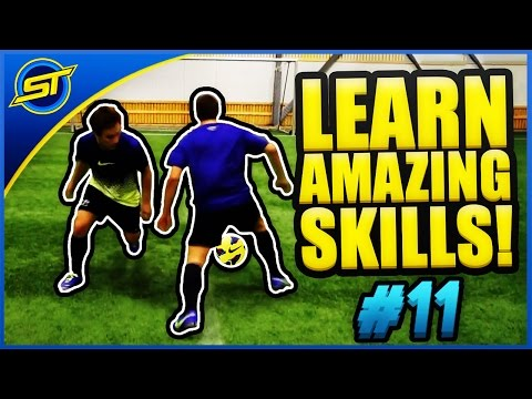 World Cup 2014: Learn AMAZING Brazil Skills ★ (Ronaldo/Neymar/Ronaldinho Skills)