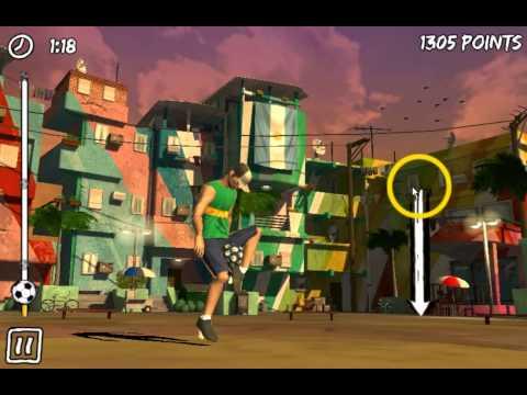 Red Bull: Urban Futbol - Gameplay