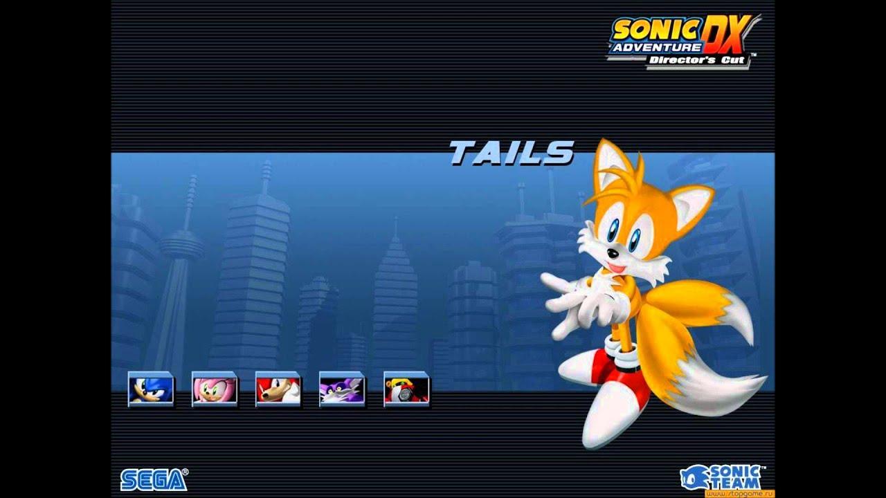 Sonic Adventure dx Tails Sonic Adventure dx Tails'