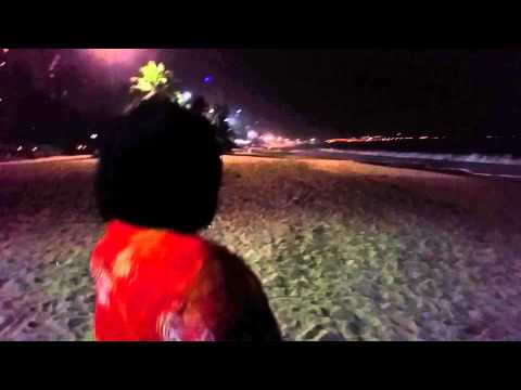 Walking the Nha Trang Beach (East China Sea)