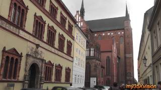 Travel Video: Wismar Germany a UNESCO World Heritage Site in HD