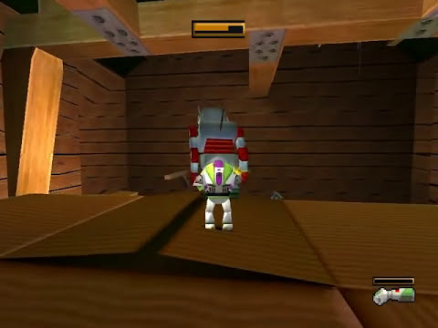 Let's Play Toy Story 2: Buzz Lightyear to the Rescue - The Beginning - parte 1