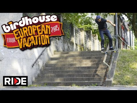 Birdhouse Skateboards European Tour 2015 - Part 3 of 3