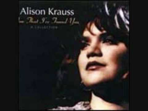 Alison Krauss - In The Palm Of Your Hand