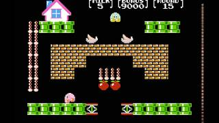 NES Longplay [760] Nuts & Milk