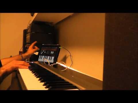 iPad 2 Garageband collegamento di una Tastiera Musicale USB e una Chitarra Elettrica