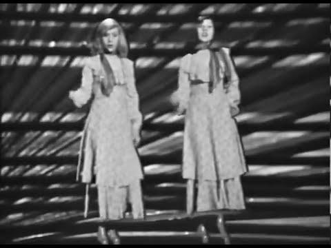 MORENA Y CLARA -NO LLORES MAS 1976. TVE LAZAROV .VIDEO BUENACALIDAD.ESTILO LAS GRECAS.