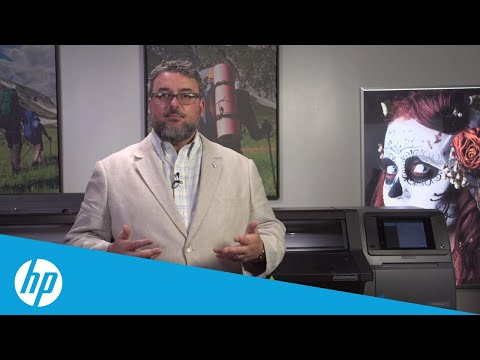 Keep Track of Exact Printing Costs with the Embedded Web Server Feature | HP Latex | HP
