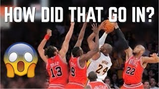 NBA Most Difficult Shots of All Time ᴴᴰ