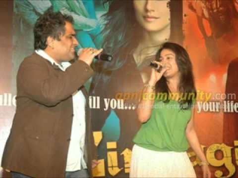 tere bin from Bhagaam Bhaag by Sunidhi Chauhan and Kunal ganjawala...