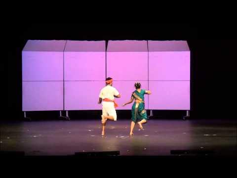 Kombadi Palali dance performance