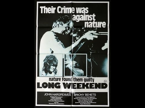 October Horror Reviews: Long Weekend (1978)