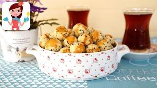 Çörek Otlu Mini Kurabiye Tarifi - Kevserin Mutfağı Yemek Tarifleri
