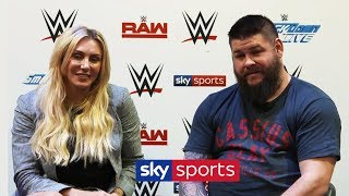 """I left WrestleMania early!"" 