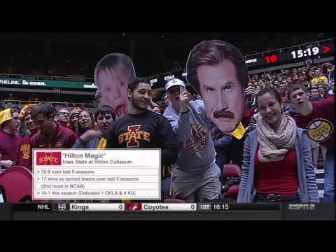 NCAAB 2016 02 02 West Virgina at Iowa State 720p60