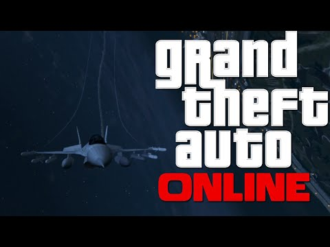 ASALTO AL JET - GTA Online con Willy