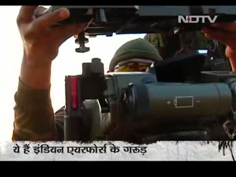 Garud Commandos Of Indian Air Force video