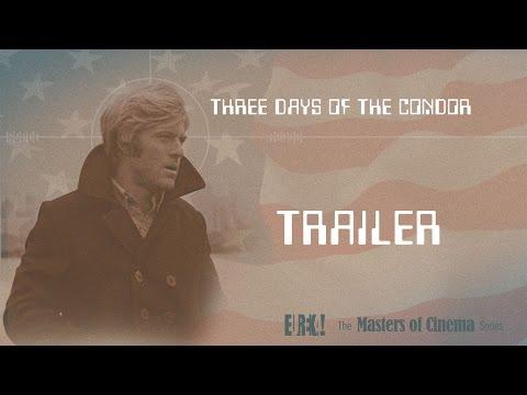 THREE DAYS OF THE CONDOR (Masters Of Cinema) Original Theatrical Trailer