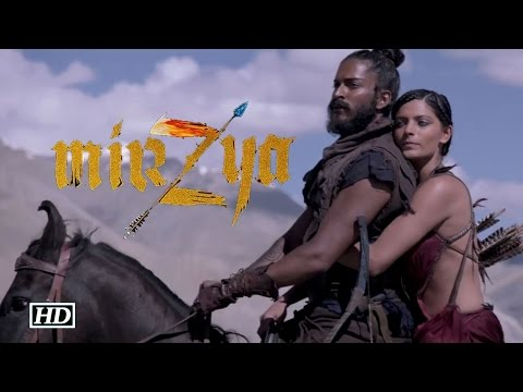 Watch Harshvardhan, Saiyami intense love in Mirzya | Mirzya Trailer