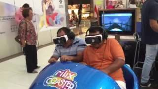 Simulador de Montanha Russa (Realidade Virtual ) - Rilix Coaster