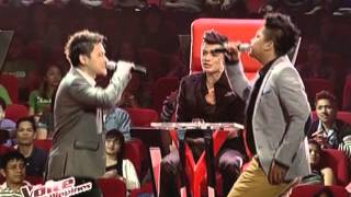 Download Lagu THE VOICE Philippines : Paolo Onessa & Myk Perez duet 'CHANGE THE WORLD' Live Performance Gratis STAFABAND