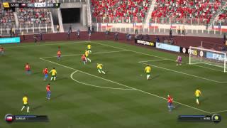 World Cup 2014 - Chile vs Australia - EA Sports FIFA 15