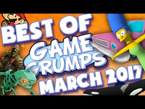 BEST OF Game Grumps - March 2017