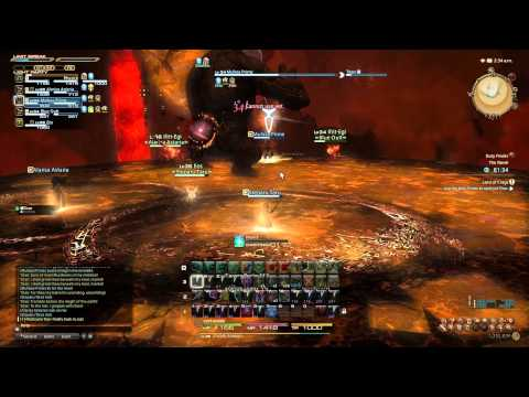 Final Fantasy XIV A Realm Reborn Titan Battle 1080p+ Scholar